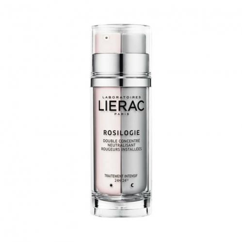 Lierac Ürünleri - Lierac Rosilogie Redness Neutralizing Day & Night Double Concentrate 30 ml