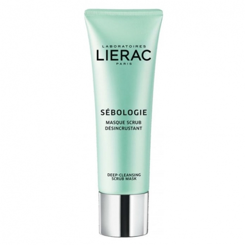 Lierac - Lierac Sebologie Deep Cleasing Scrub Mask 50 ml
