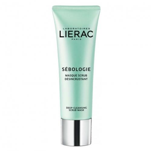Lierac - Lierac Sebologie Deep Cleasing Scrub Mask 50 ml