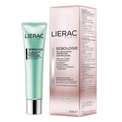 Lierac Sebologie Regulating Gel Blemish Correction 40ml