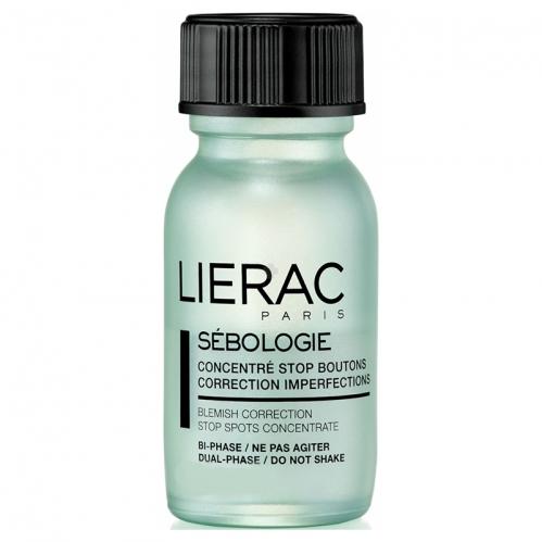 Lierac Ürünleri - Lierac Sebologie Stop Spots Concentrate Blemish Correction 15ml