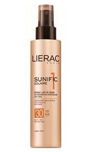 Lierac Ürünleri - Lierac Sunific Suncare1 Iridescent Milk Spray 150ml