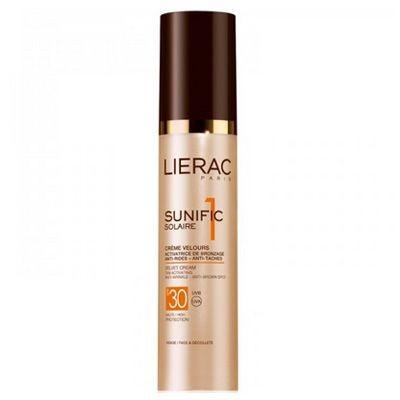 Lierac - Lierac Sunific Suncare1 Velvet Cream Spf30 50ml