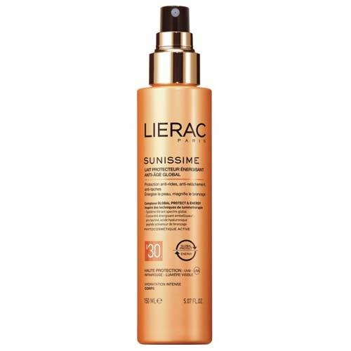 Lierac - Lierac Sunissime Energizing Protective Milk Spf30 150ml