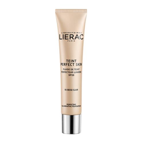 Lierac - Lierac Teint Perfect Skin Fondöten Spf 20 04 Bronze Beige 30 ml