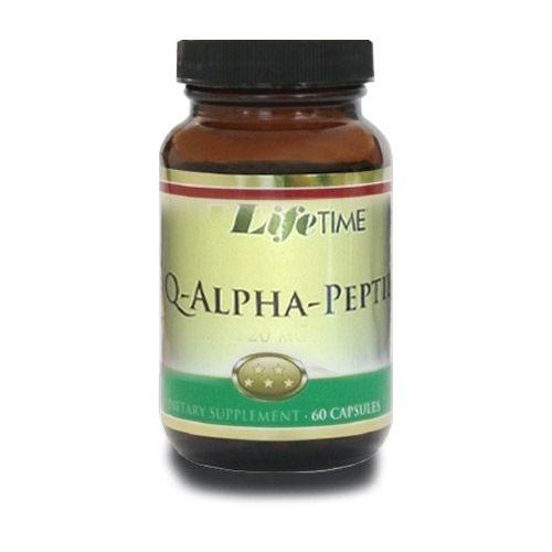 LifeTime - Lifetime Q-Alpha Peptide 60 Kapsül