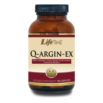 LifeTime - Lifetime Q-Arginex 90 Tablet