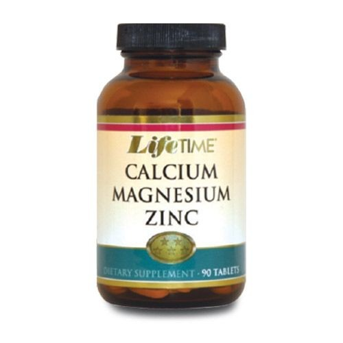 LifeTime - Lifetime Q-Calcium Magnesium Zinc 90 Tablet