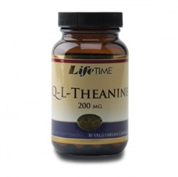 LifeTime - Lifetime Q-L-Theanine 200 mg 30 Kapsül