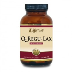 LifeTime - Lifetime Q-Regu-Lax 100 Tablets