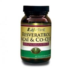 LifeTime - Lifetime Q-Resveratrol&Acai&Coq10 60 Kapsül