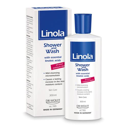 Linola - Linola Kuru ve Hassas Ciltler için Duş Jeli 300 ml