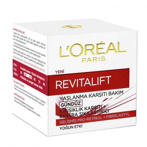 Loreal Paris - Loreal Paris Revitalift Yaşlanma Karşıtı Krem-Gündüz 50ml