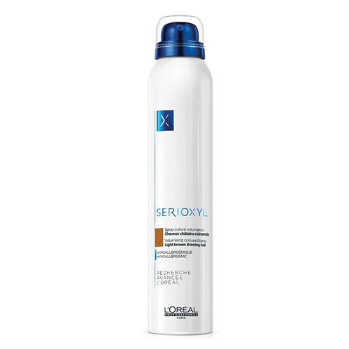 Loreal Professionnel - Loreal Professionnel Serioxyl Thinning Hair 200 ml - Light Brown