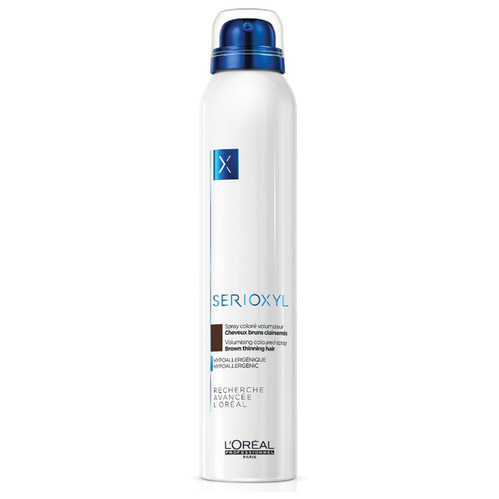 Loreal Professionnel - Loreal Professionnel Serioxyl Thinning Hair Spray 200 ml - Brown