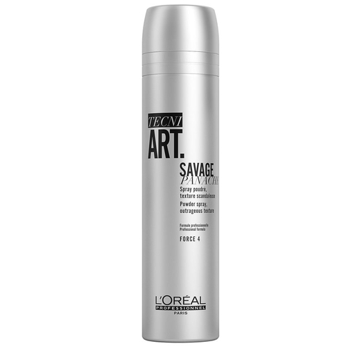 Loreal Professionnel - Loreal Proffesionnel Tecni Art Savage Panache Powder Spray 250 ml