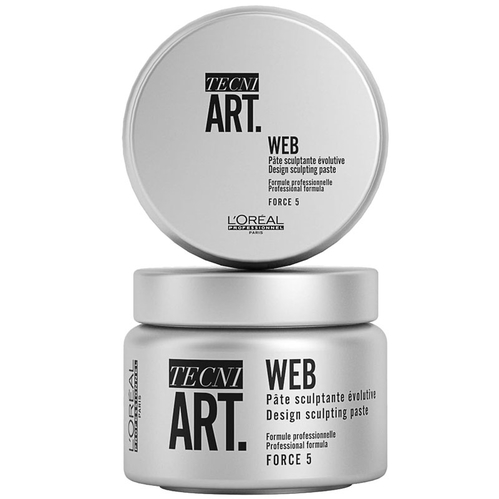 Loreal Professionnel - Loreal Proffesionnel Tecni Art Web Design Sculpting Paste 150 ml