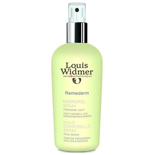 Louis Widmer - Louis Widmer Remederm Body Oil Spray 150ml