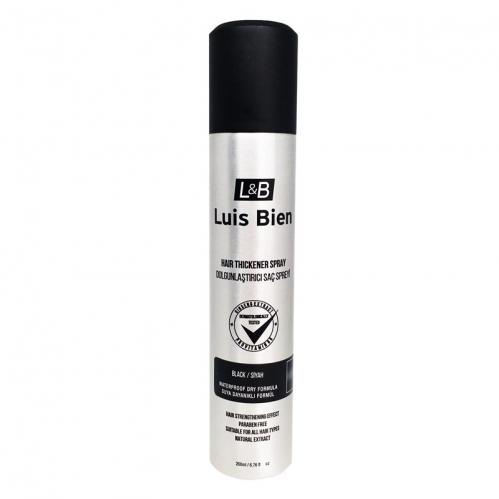 Luis Bien - Luis Bien Saç Dolgunlaştırıcı Sprey Siyah 200 ML