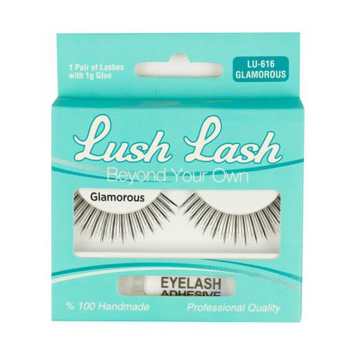 Lush Lash - Lush Lash Takma Kirpik Glamorous LU-616