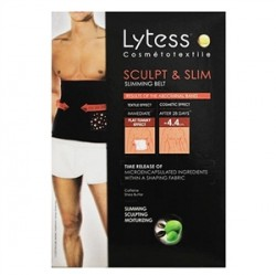 Lytess - Lytess Men Sculpt&Slim Slimming Belt