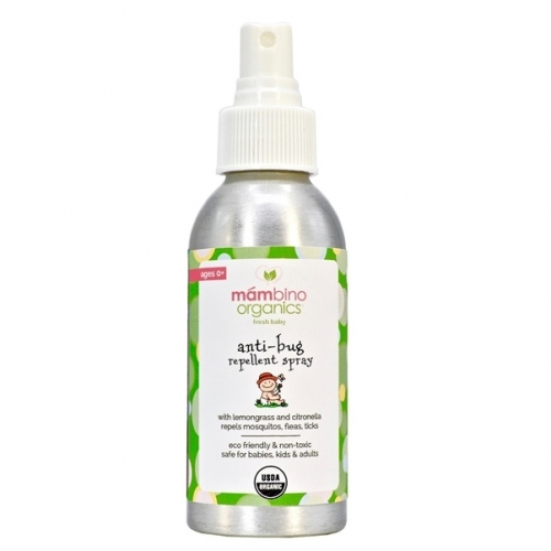 Mambino Bug Out Natural Repellent Sprey 120ml