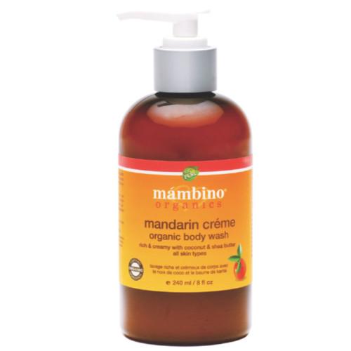 Mambino - Mambino Mandarin Créme Organic Body Wash 350ml