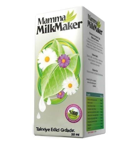 Diğer - Mamma Milk Maker 50ml