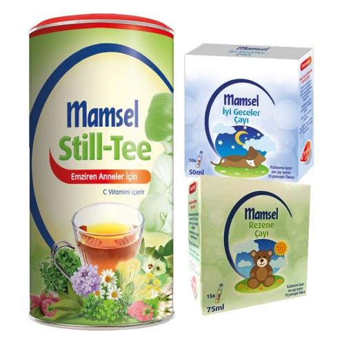 Mamsel - Mamsel Anne Bakım SETİ