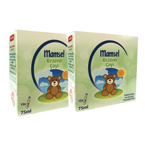 Mamsel - Mamsel Rezene Monodoz Çayı 15 x 5ml 2 Adet