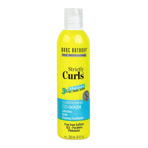 Marc Anthony - Marc Anthony Strictly Curls 3X Moisture Shampoo-Free Co-Wash 250 ml