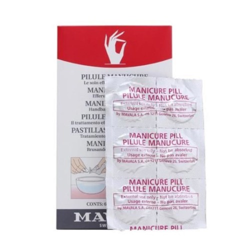 Mavala - Mavala Manicure 6 Pills
