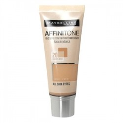 Maybelline - Maybelline Affinitone Foundation 30ml