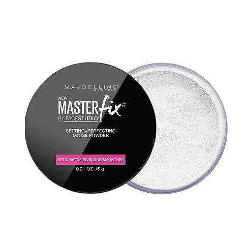 Maybelline - Maybelline Master Fix Setting Perfecting Loose Powder 6gr