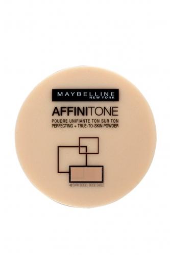Maybelline - Maybelline Pudra Affinitone Powder 42 Dark Beige