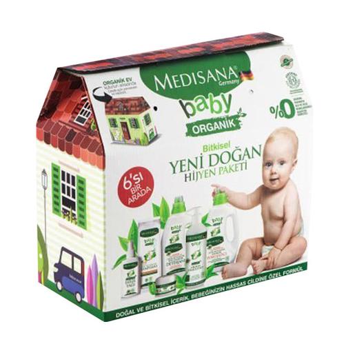 Medisana - Medisana Baby Bitkisel Yeni Doğan Hijyen Paketi