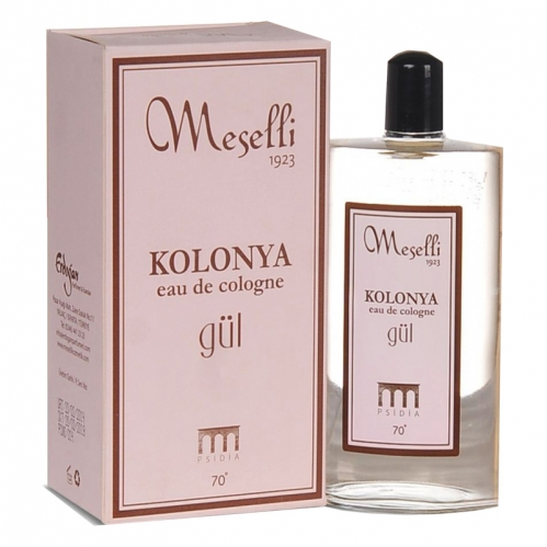 Meselli - Meselli Eau De Kolonya Gül 200 ml