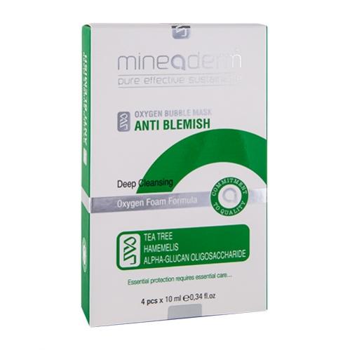 Mineaderm - Mineaderm Anti Blemish Deep Cleansing Mask 4 x 10 ml