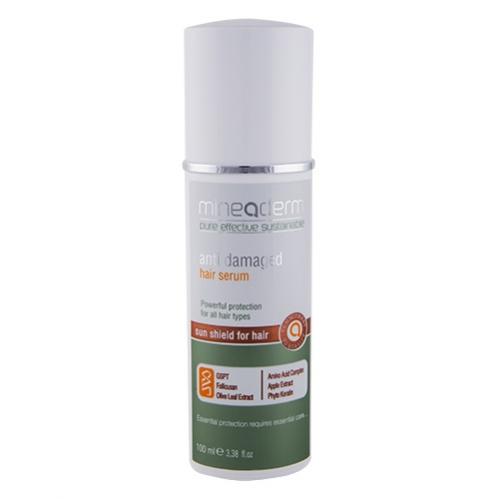 Mineaderm - Mineaderm Anti Damaged Hair Serum 100 ML