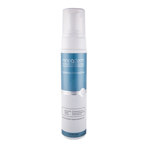 Mineaderm - Mineaderm Brightening Cleansing Foam 200 ML
