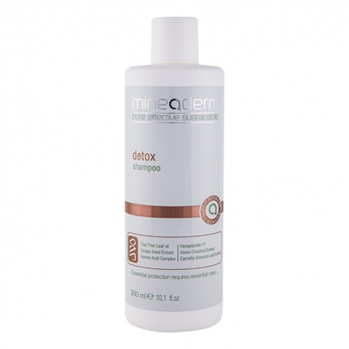 Mineaderm - Mineaderm Detox Shampoo 300 ML