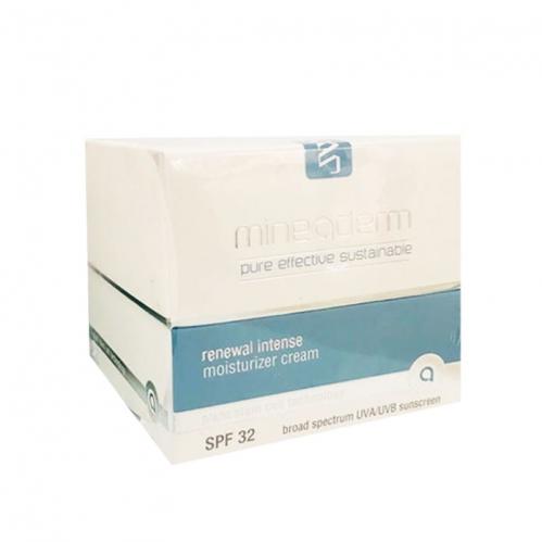 Mineaderm - Mineaderm Renewal İntense Moisturizer Cream SPF32 50 ML
