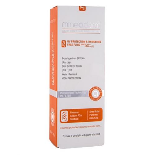Mineaderm - Mineaderm UV Protection & Hydration Face Fluid SPF50+ 50 ML