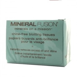 Mineral Fusion - Mineral Fusion Blotting Papers 10 Packs