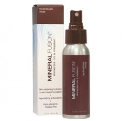 Mineral Fusion - Mineral Fusion Hydration Mist 60ml