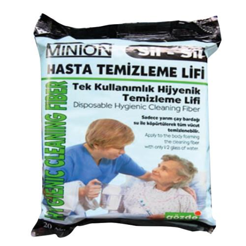 Minion - Minion Hasta Temizleme Lifi 20 Adet