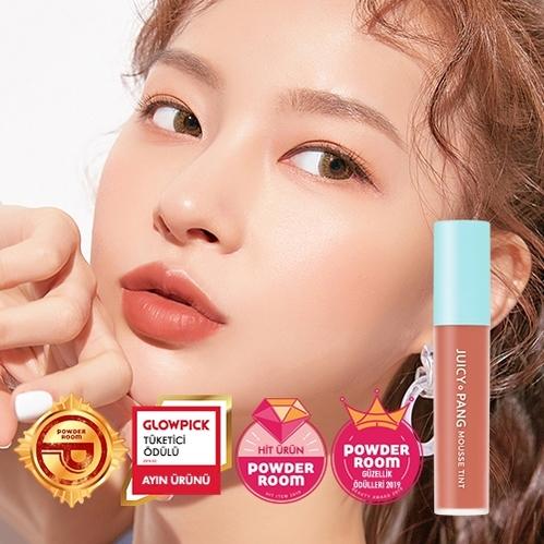 Missha - Missha A'PIEU Juicy Pang Mousse Tint 5.5 gr (CR04)