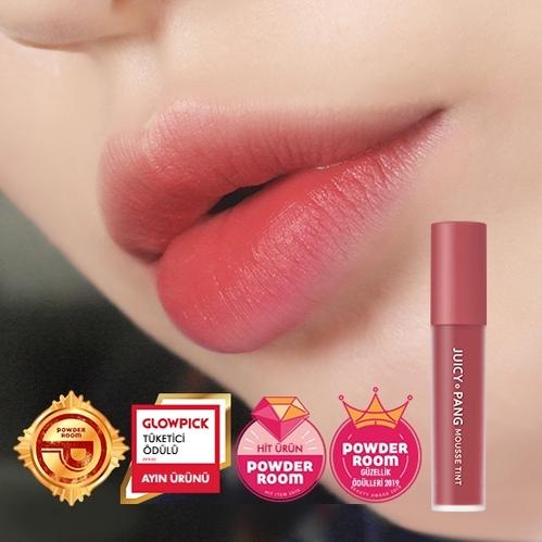Missha - Missha A'PIEU Juicy Pang Mousse Tint 5.5 gr (PK01)