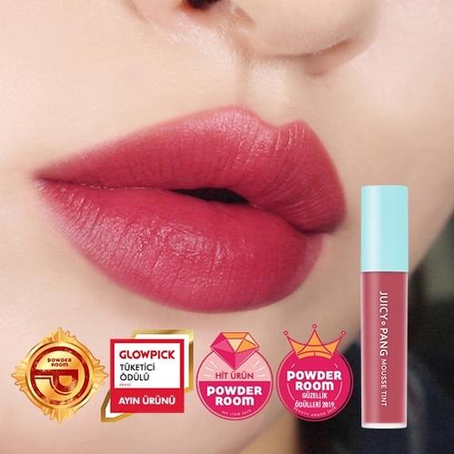 Missha - Missha A'PIEU Juicy Pang Mousse Tint 5.5 gr (PK02)