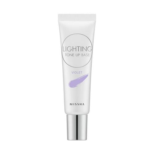 Missha - Missha Lighting Tone Up Base SPF30 PA++ (Violet) 20 ml